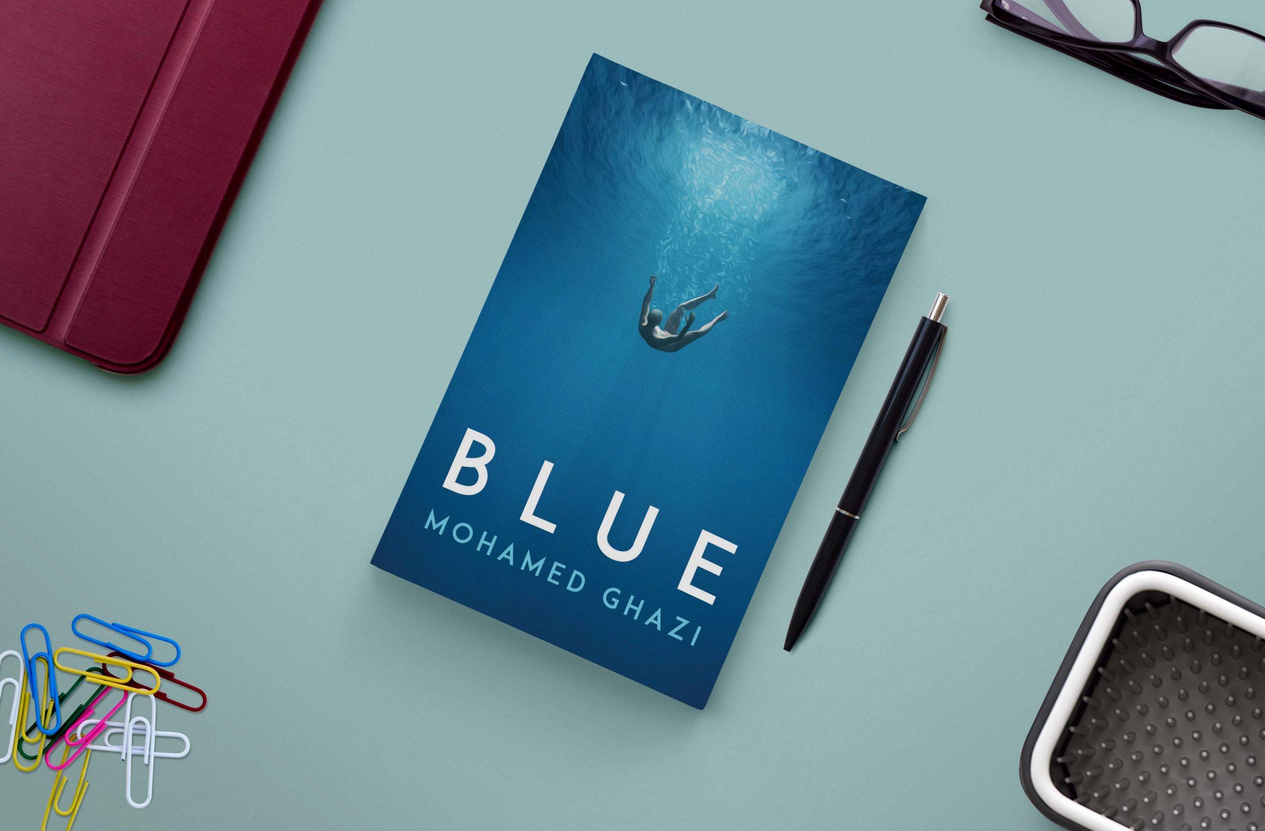Blue by Mohamed Ghazi